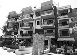 Συγκρότημα κατοικιών στη Χανιώτη